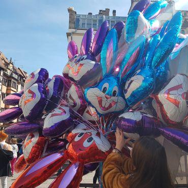Fête de Pâques aux Vitrines de Strasbourg