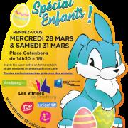 Spécial enfants Pâques 2018