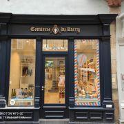 Façade de la boutique COMTESSE DU BARRY à Strasbourg