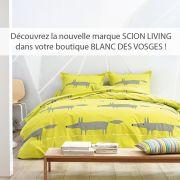 Nouvelle marque Scion living par Blanc des Vosges
