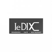 Le Dix brasserie café restaurant